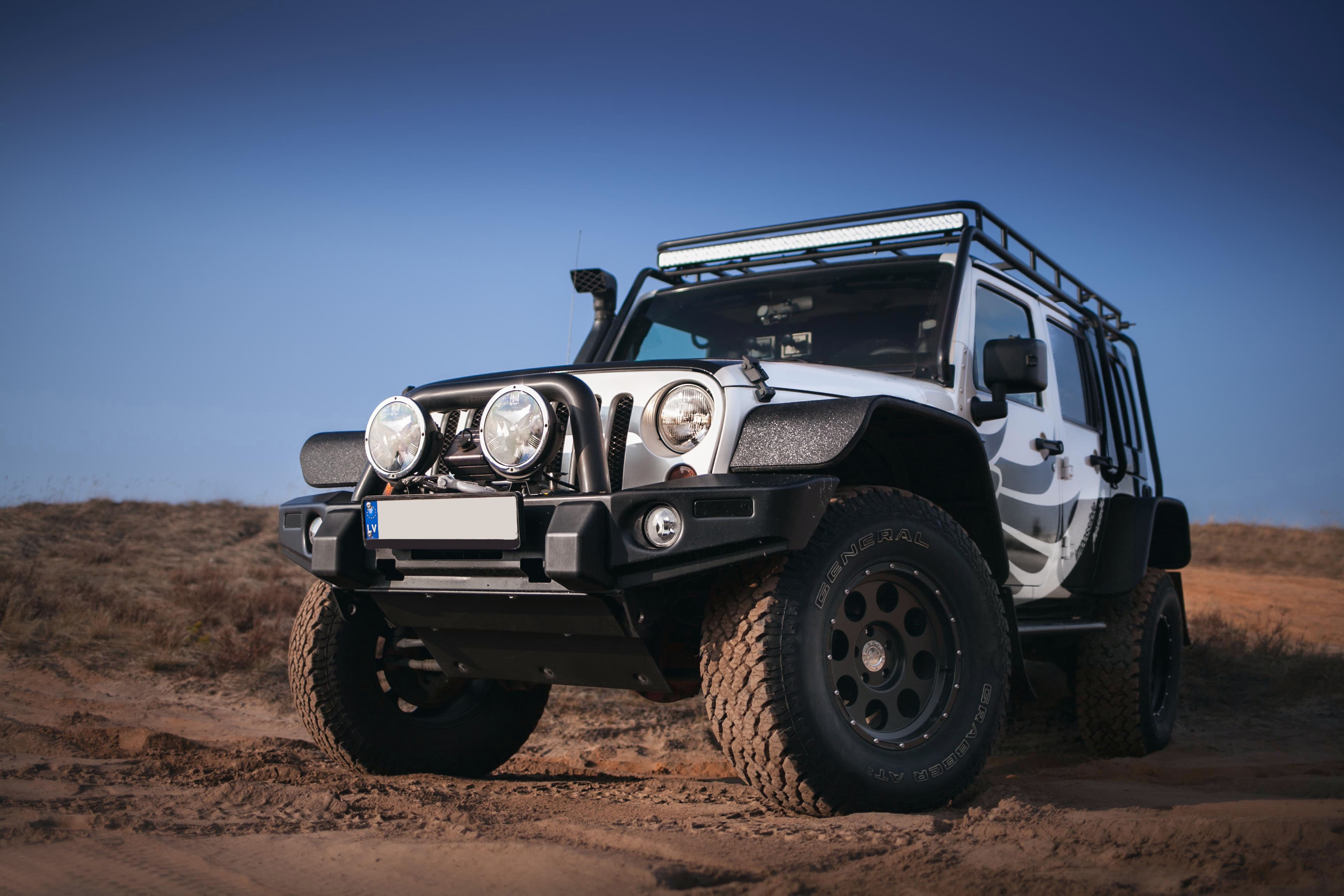 Jeep Wranglers Recalled Due To Safety Defect