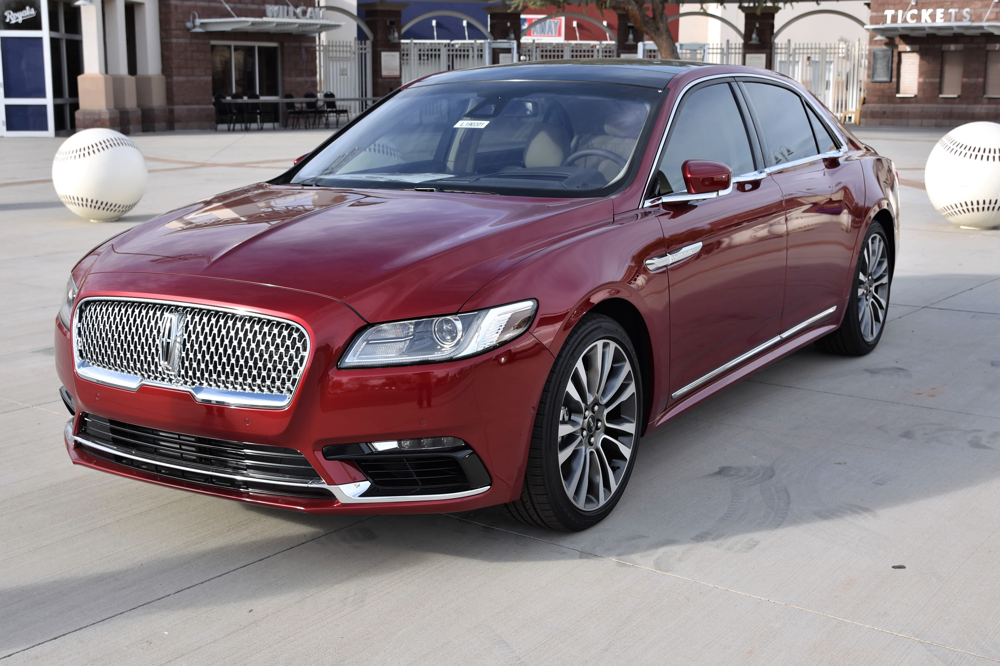 Ford Recalls Over 27,000 Lincoln Continental Vehicles For Door Latch Issue