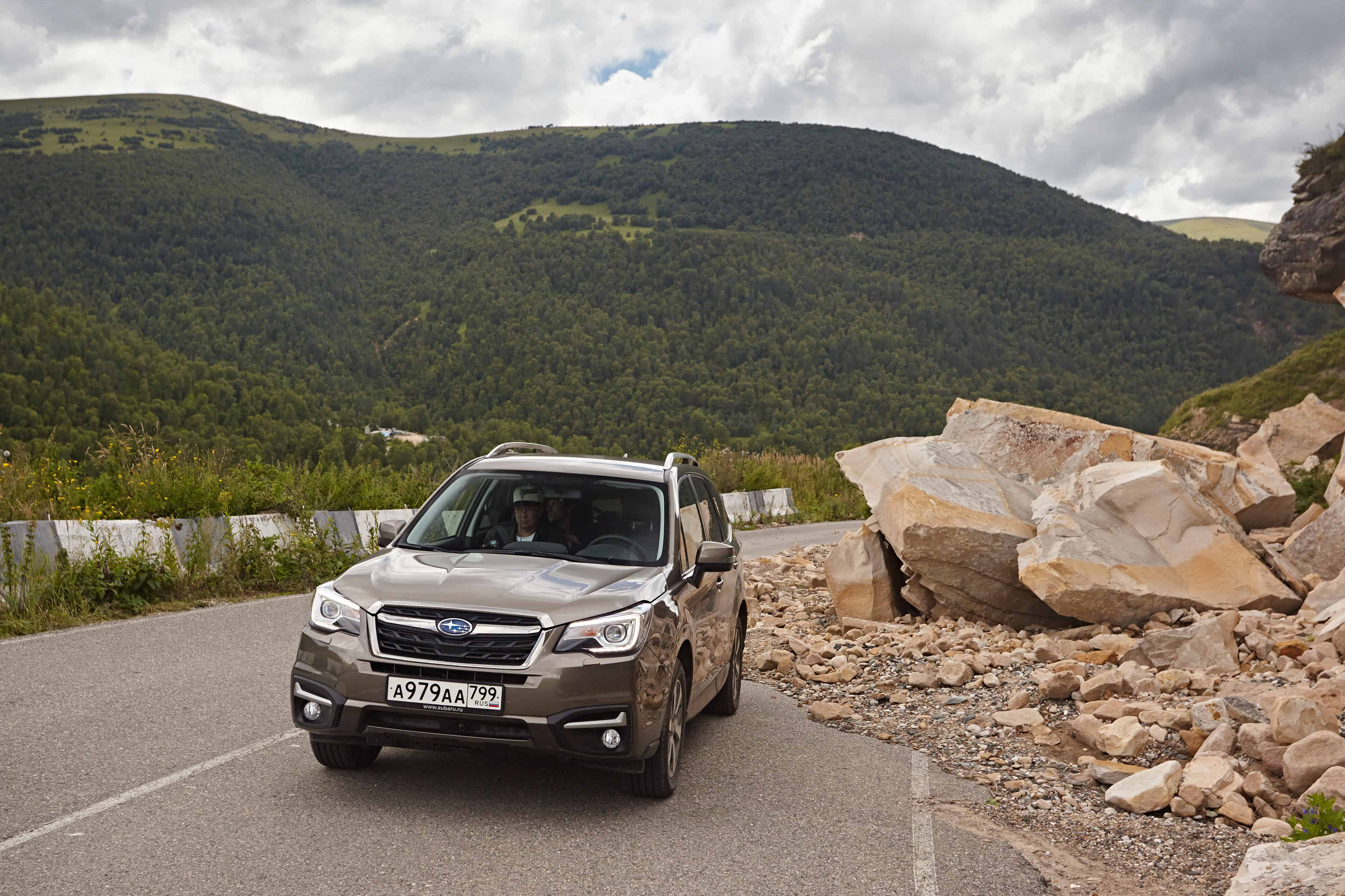 Subaru Recalling 10,417 Vehicles Because of Power Steering Problem