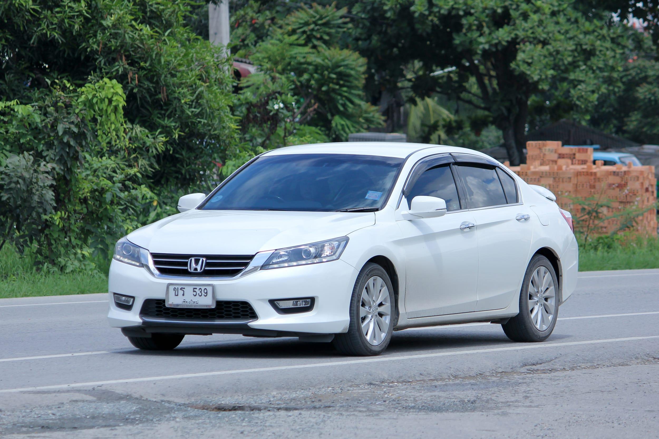 Honda AirBag Inflators May Explode Unexpectedly or Deflate