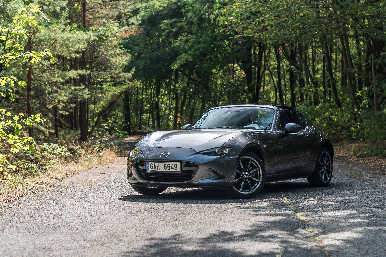 Mazda Recalls More Than 14,000 MX-5 Miatas for Transmission Problems
