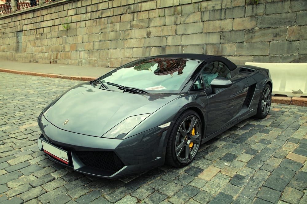 Lamborghini Recalls More Than 1,000 Gallardo Vehicles Due to Faulty Ignition Software