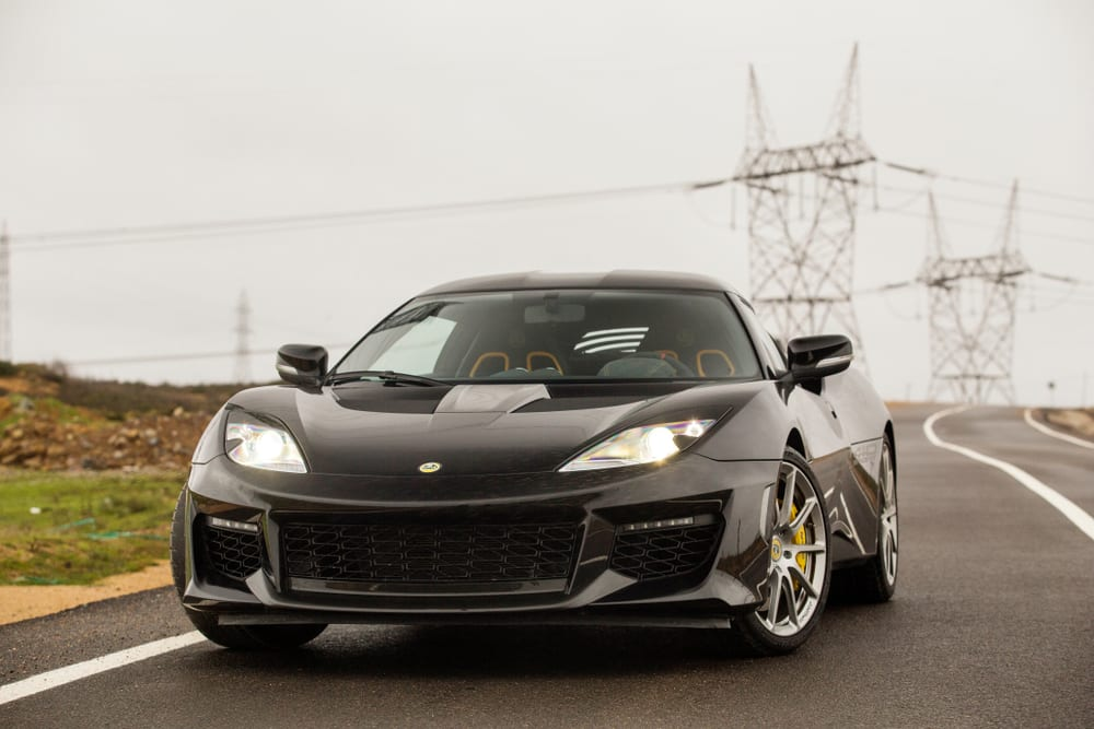 Lotus Recalls 40 Evora Vehicles for Steering Column Problem