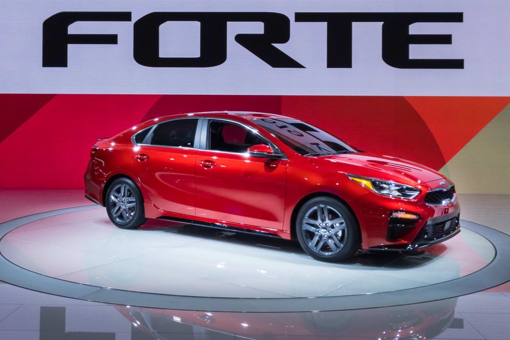 Kia Motors Recalls Nearly 2,000 Forte Vehicles Due to Incorrect Headlamp Aiming
