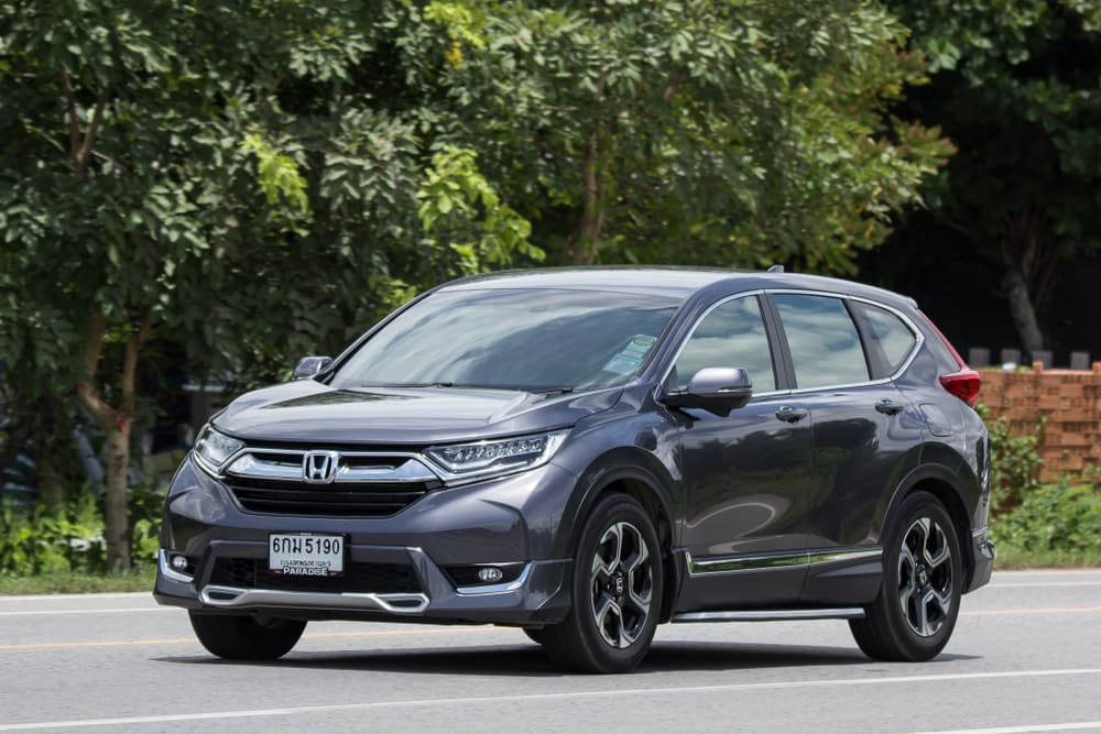 Honda recall SUVs with defective fuel feed pipes