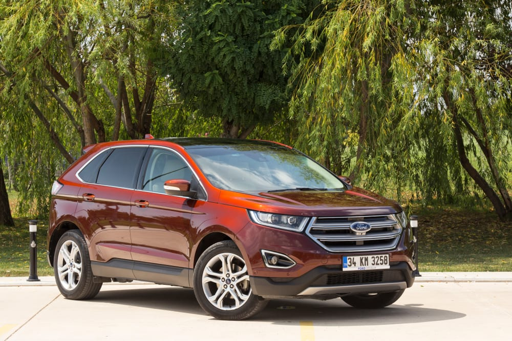 Ford recalls vehicles in need of torque converter replacement