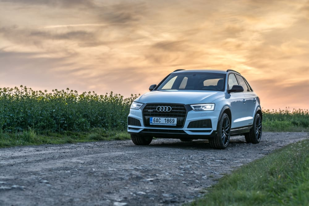 Volkswagen recalls Audi vehicles for parking brake/warning light disconnect