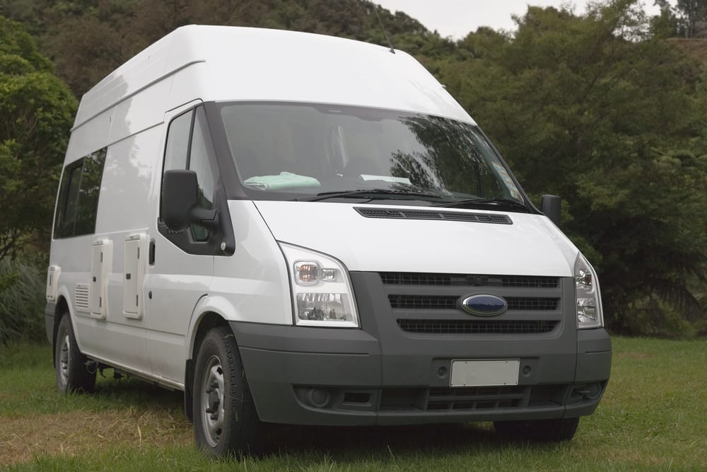 Ford Issues Safety Recall For Around 400,000 Transit Vehicles