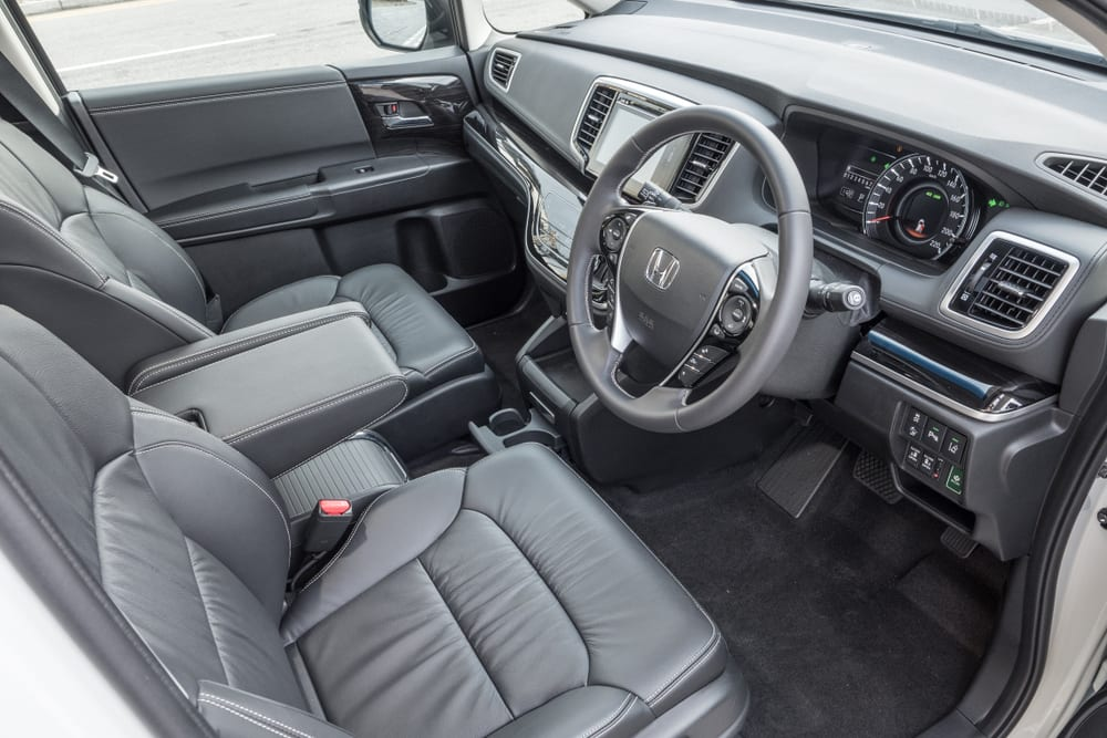 Honda recall minivans with faulty seat belts