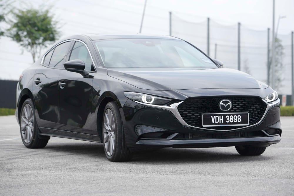 Mazda recalls sedans with defective braking systems