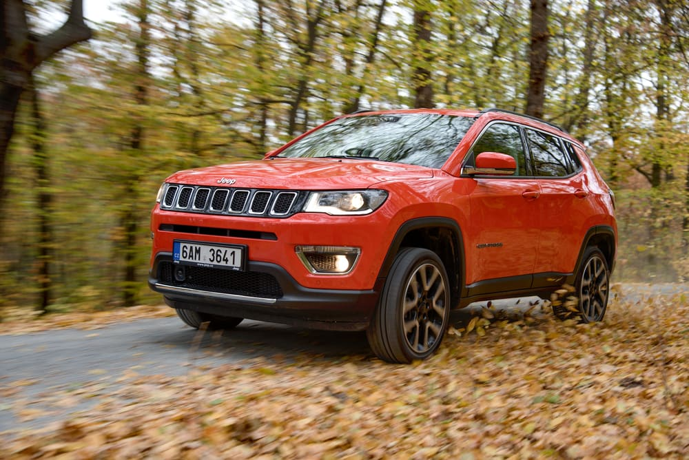 In May Jeep recalls, 2017 Compass could have axle faults