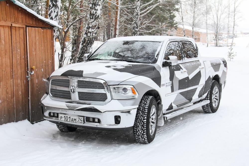 Chrysler recalls trucks with software error