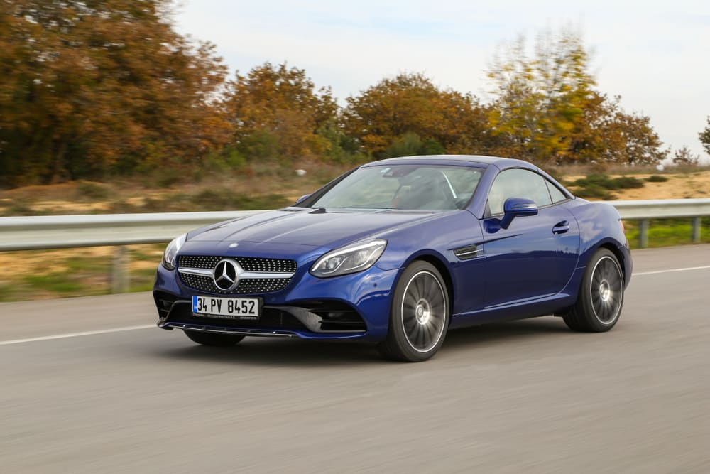 Mercedes recalls vehicles with faulty brakes