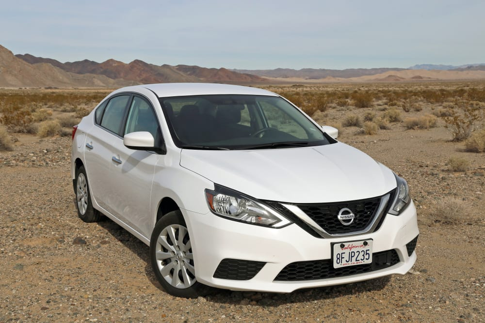 Nissan recalls compacts with air bag issues