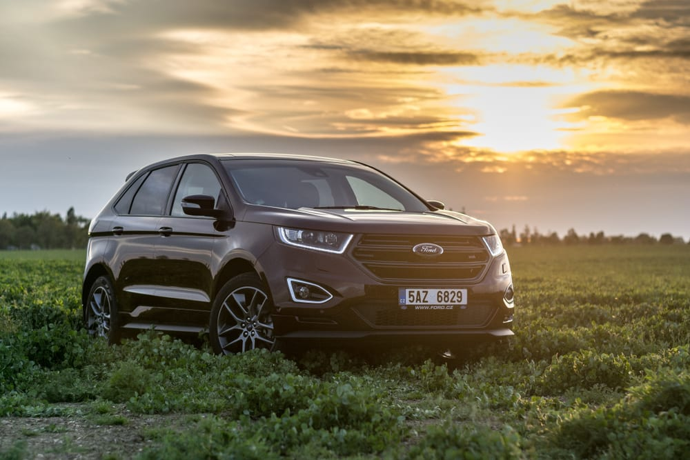 Ford Edge recall addresses windshield header issues