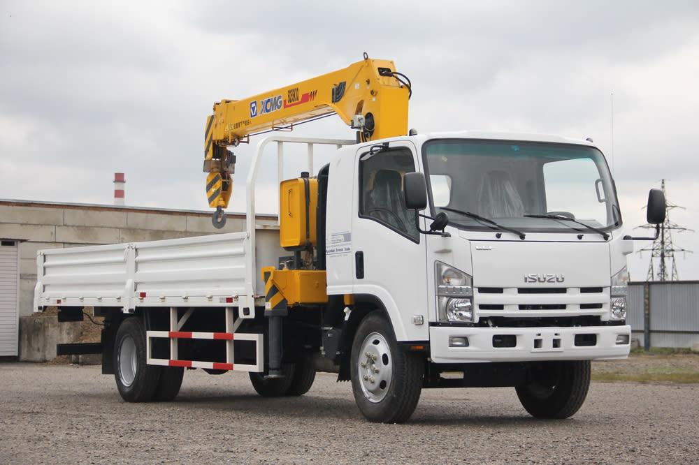 Isuzu Recalls Trucks Due to Transmission Mounting Defect