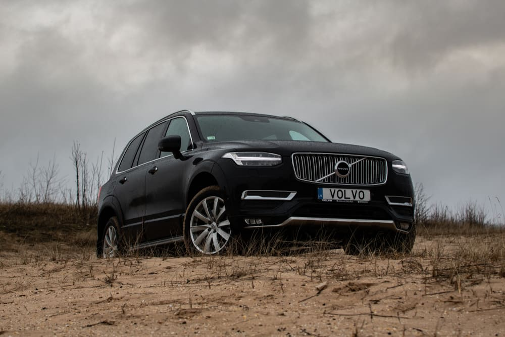 More Than 5,500 Vehicles Involved in Volvo Recalls