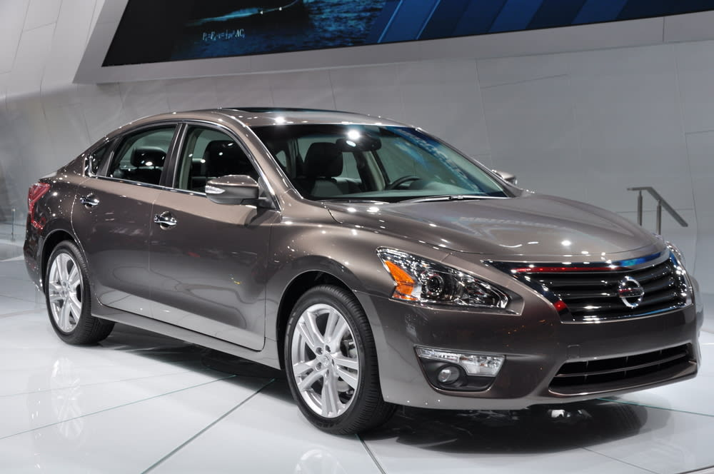 Nissan Recalls Altima Vehicles for Rear Door Problem