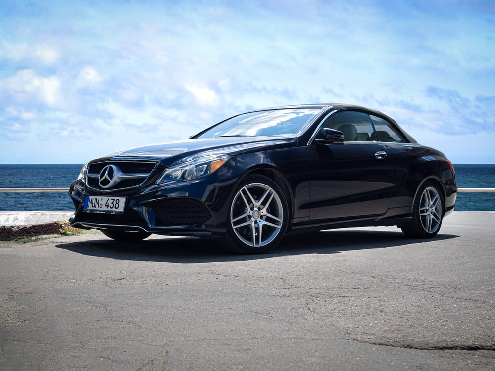 Mercedes-Benz Recalls Vehicles Over Issue With Air Bag ...