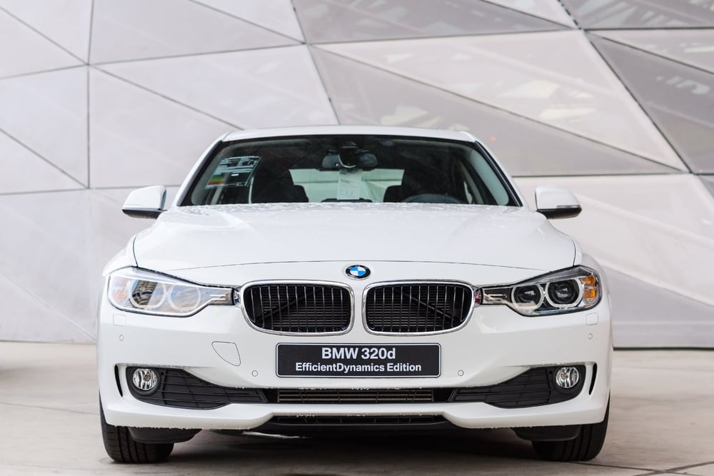 BMW Recalls 96,300 Diesel Cars in Germany for Faulty Engine