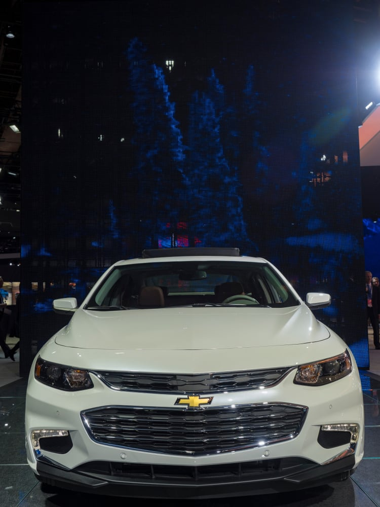 Takata Airbags A Problem For Chevrolet