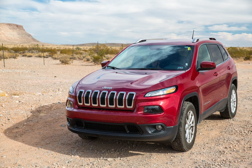 Takata Airbags In Jeeps Leads To Recall