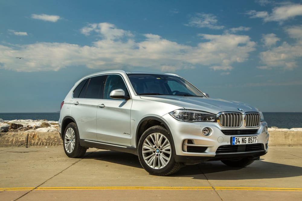 BMW Contends With Fuel Leak
