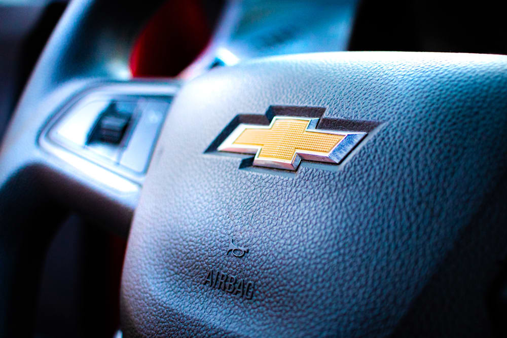 Air Bag Software Issue for GM Vehicles