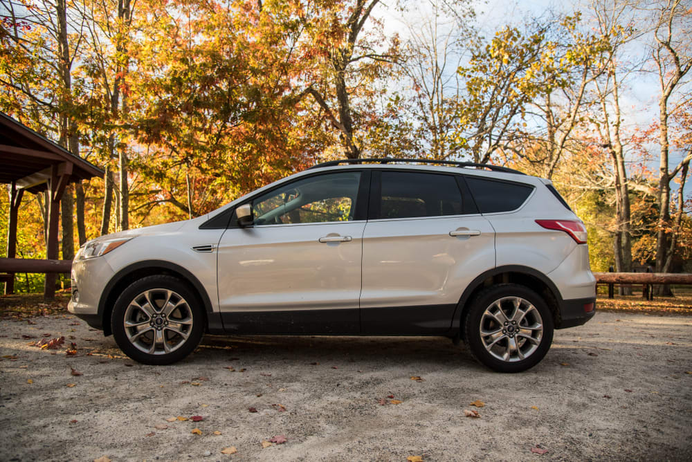 Ford recalls vehicles with defective brake jounce hoses
