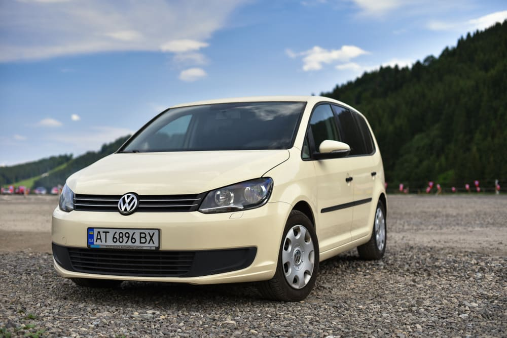 Touran Vehicles Part of New Volkswagen Recall as Company Addresses Diesel