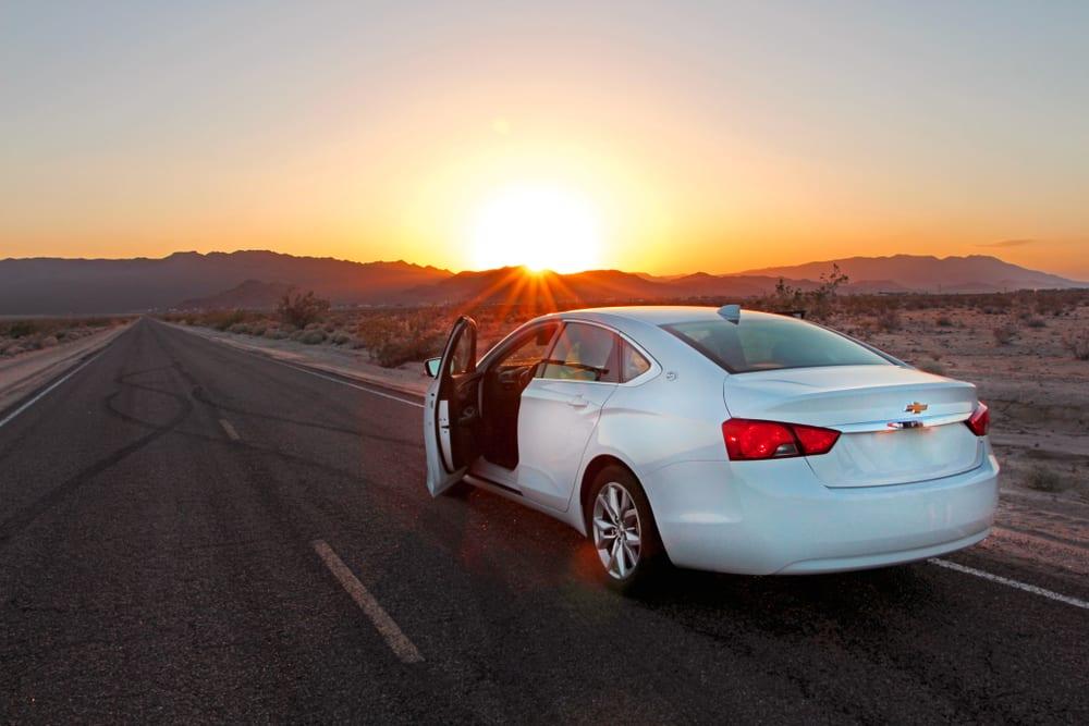 GM Recalls Chevrolet Impalas Over Faulty Sensors
