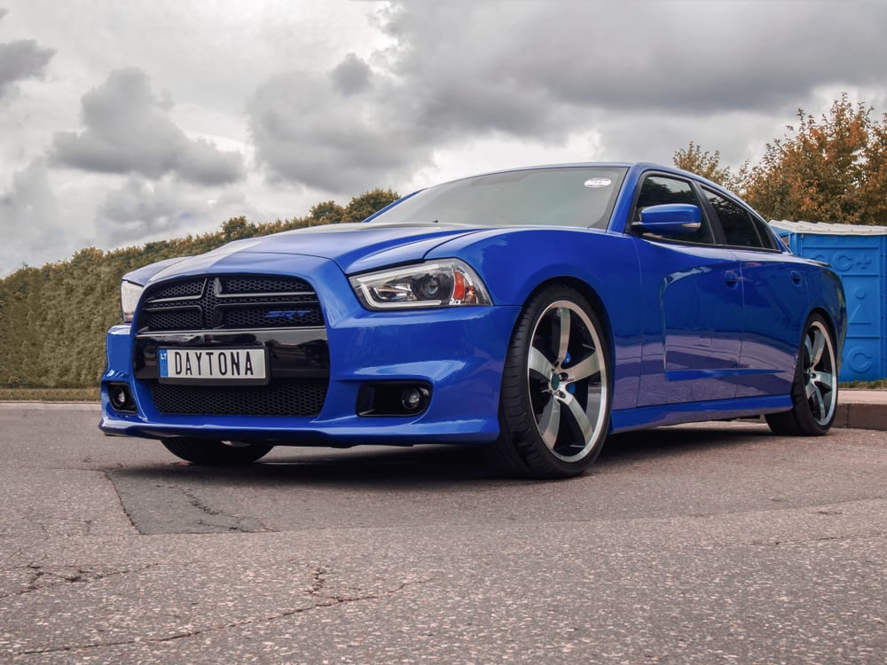 Shifting Concerns Prompt Worldwide Dodge Charger Recall