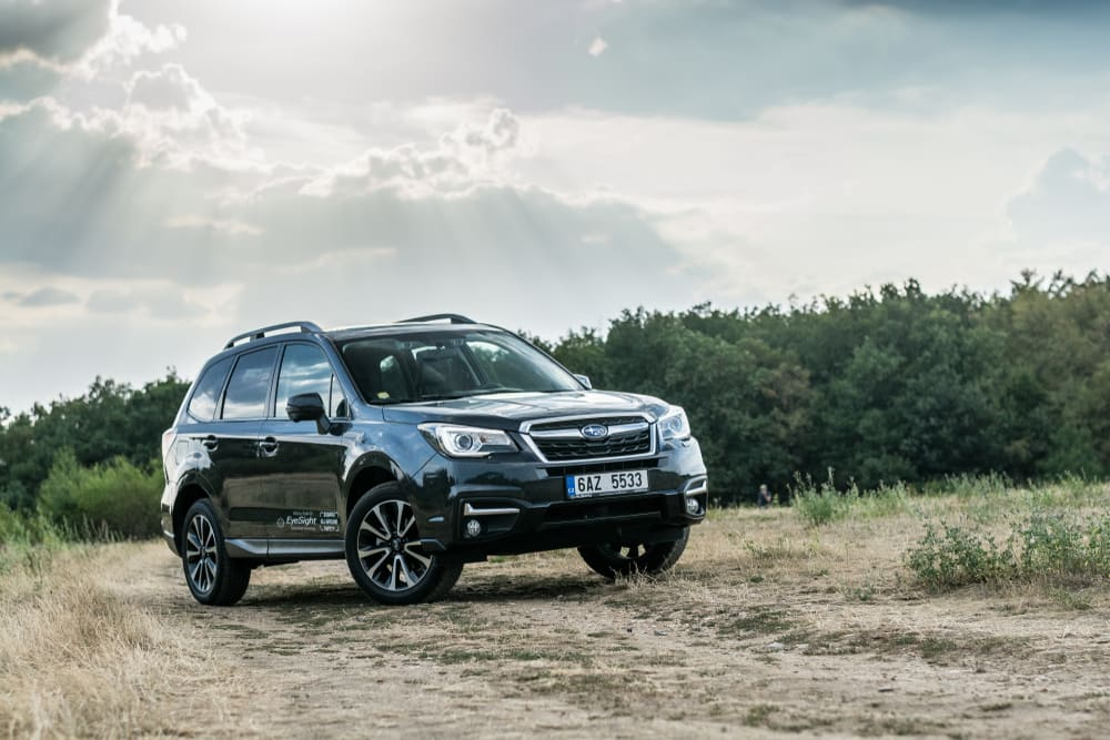 Subaru Vehicles from 2015 and 2016 Could Suddenly Stall
