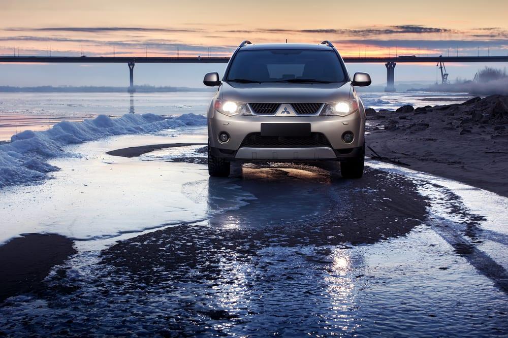 Mitsubishi recalls vehicles with defective drive belt components