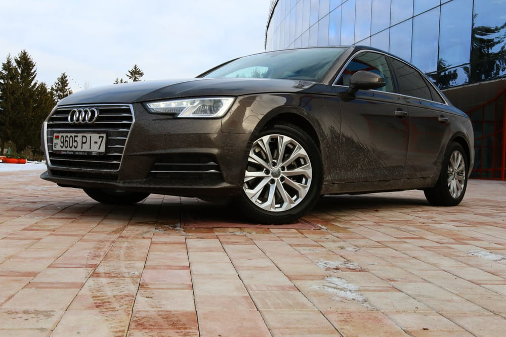 Audis Recalled Due To Potential Air Bag Explosions