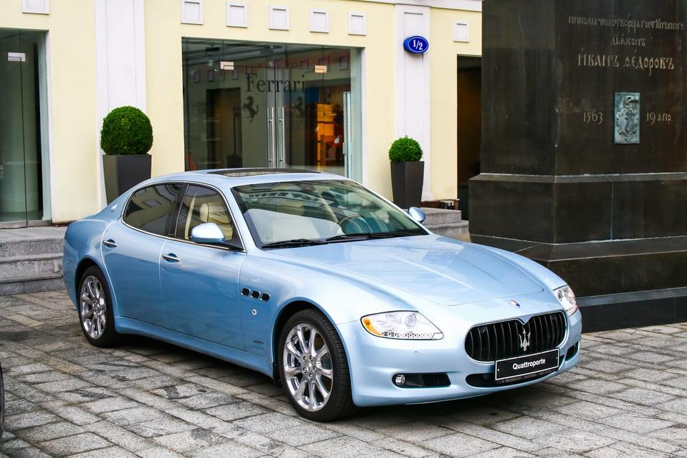 Maserati recalls vehicles with defective fuel pump resistors