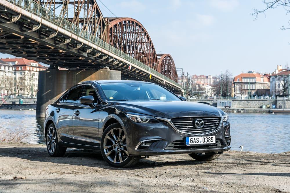 Mazda recalls sedans with seat frames
