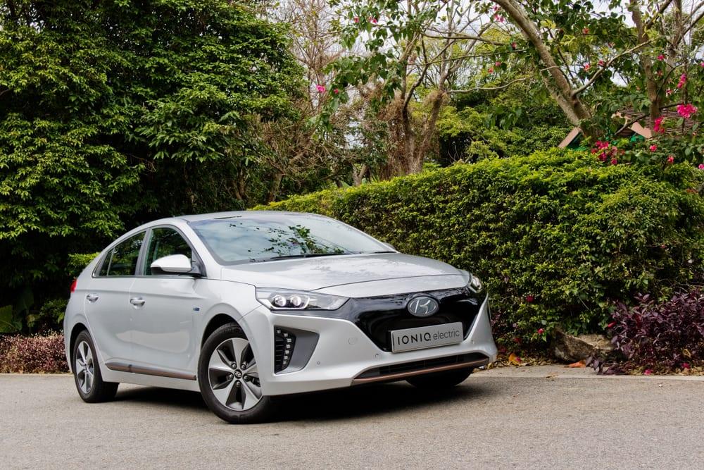 Hyundai recalls electric models with EPCU problems