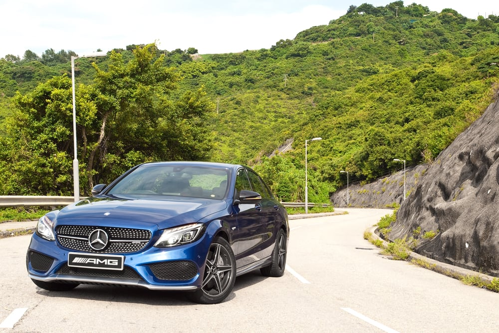 Mercedes recalls vehicles with outdated software