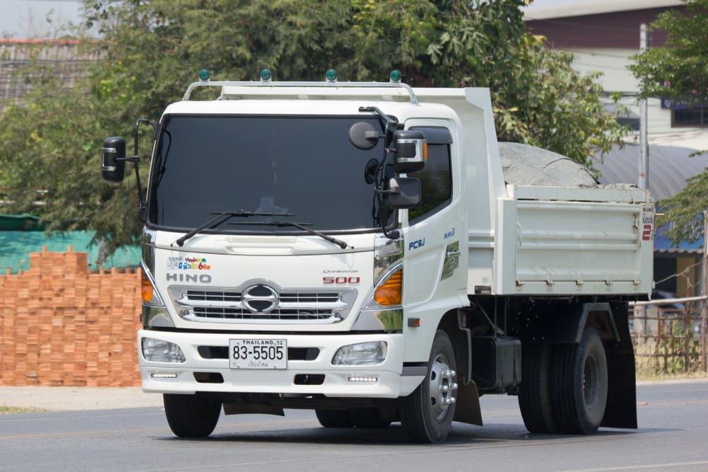 Hino recalls industrial vehicles with defective door bolts
