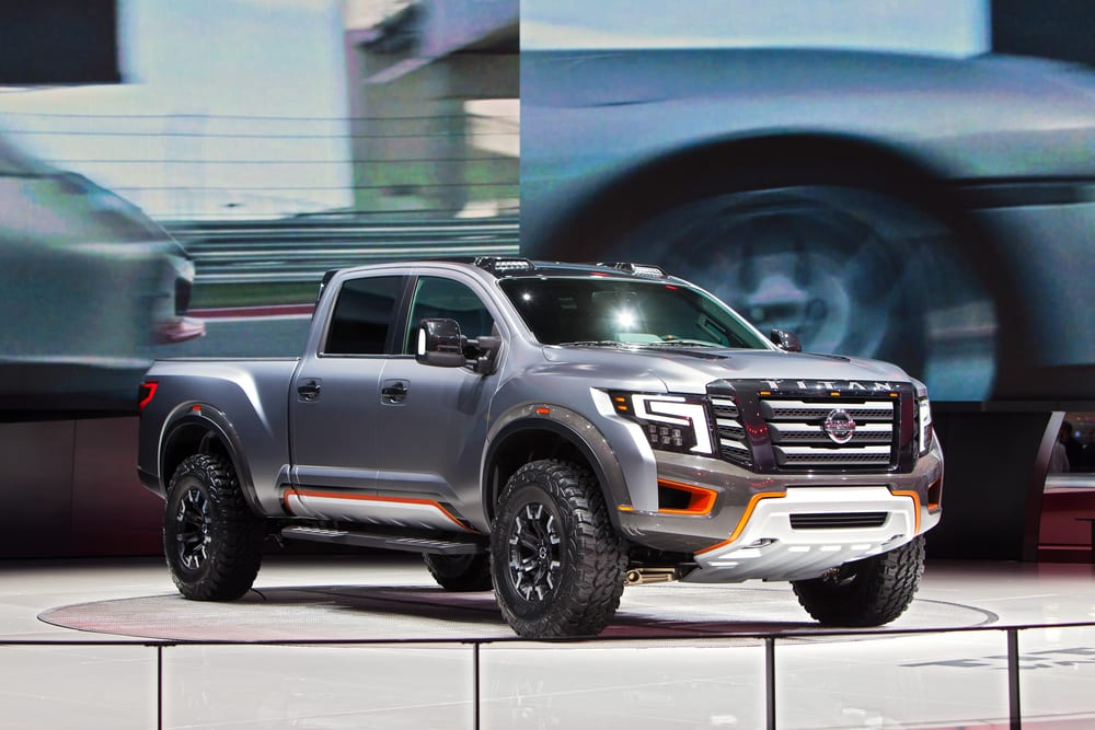 Nissan recalls pickups with noncompliant seat belt components