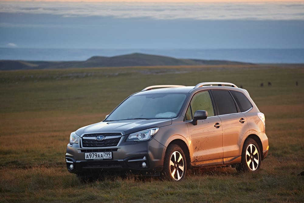 Subaru Recalls Forester Vehicles Due to Air Bag Risk