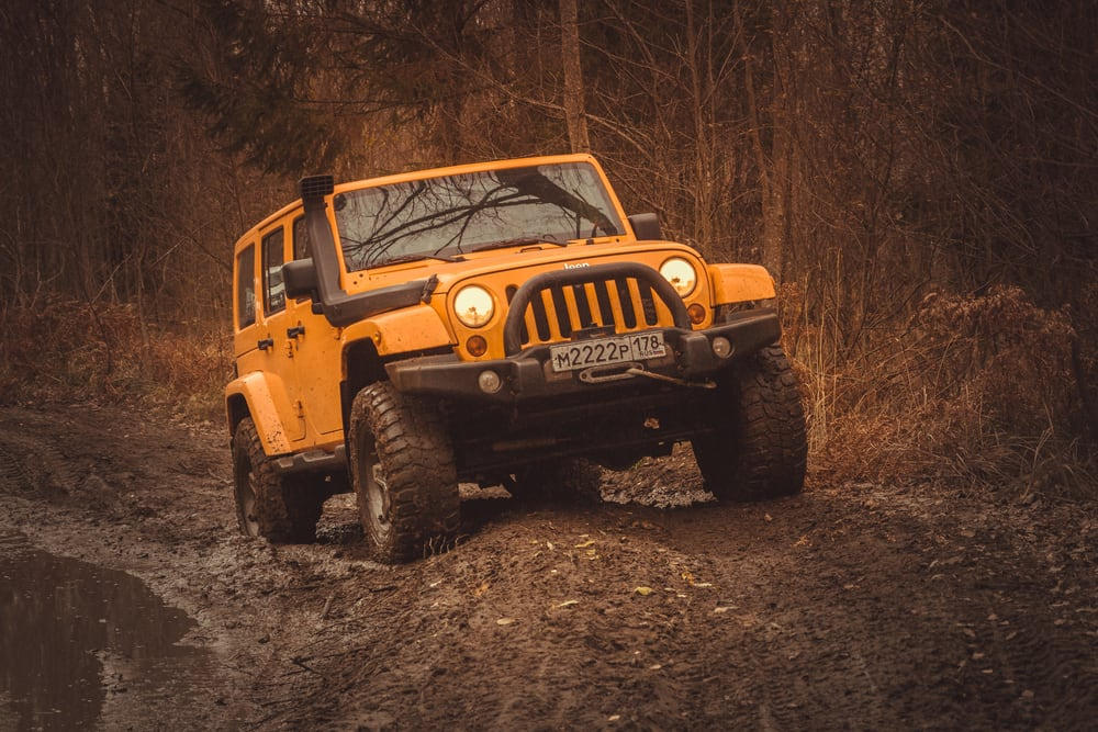 Chrysler Recalls Jeep Wrangler Vehicles with Right Hand Side Drive