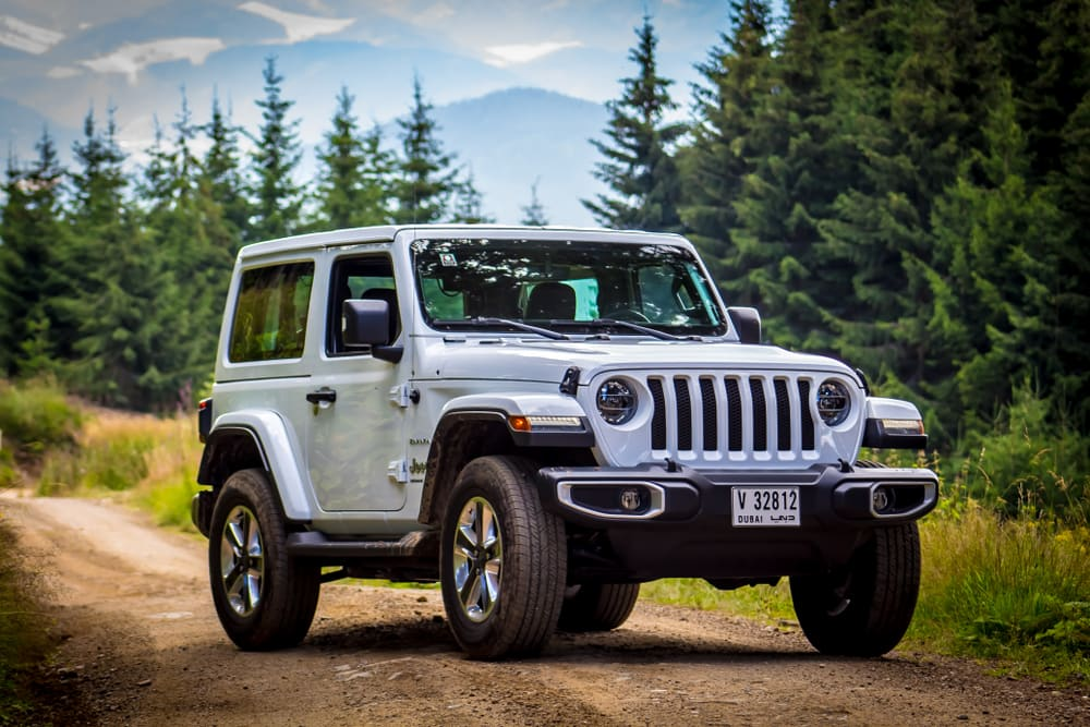 Roof Top Tent may Detach on 2018 Jeep Wranglers