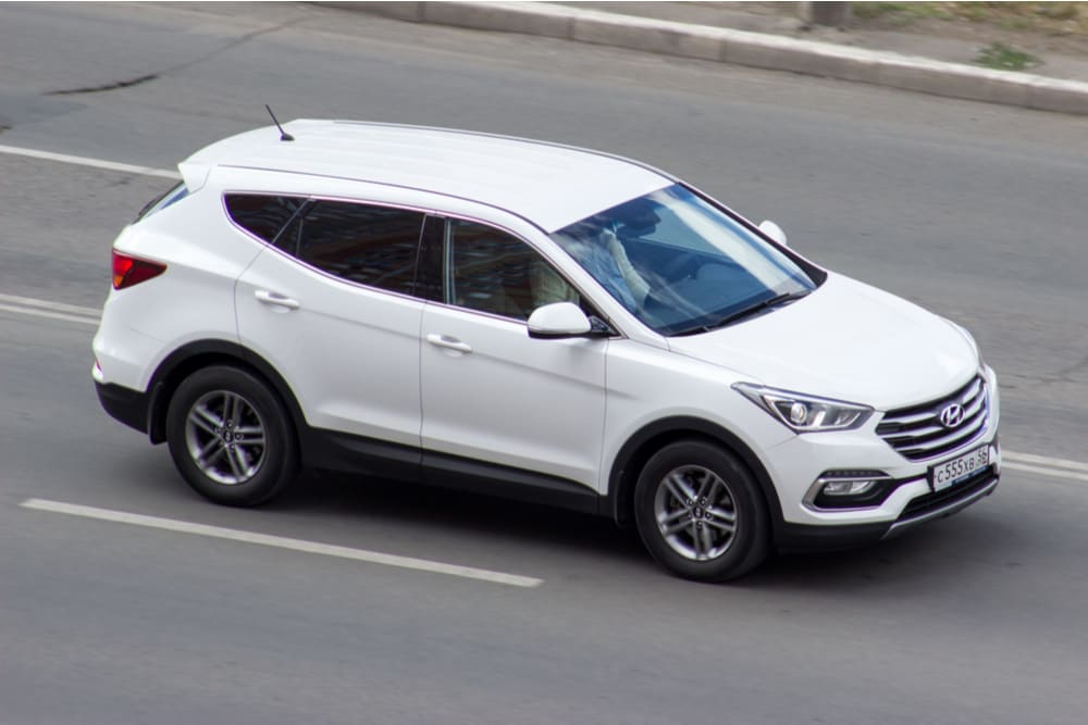 Hyundai Santa Fe Sport recalled for risk of engine fire