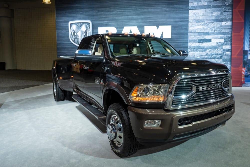 RAM recalls pickups for engine fire risk