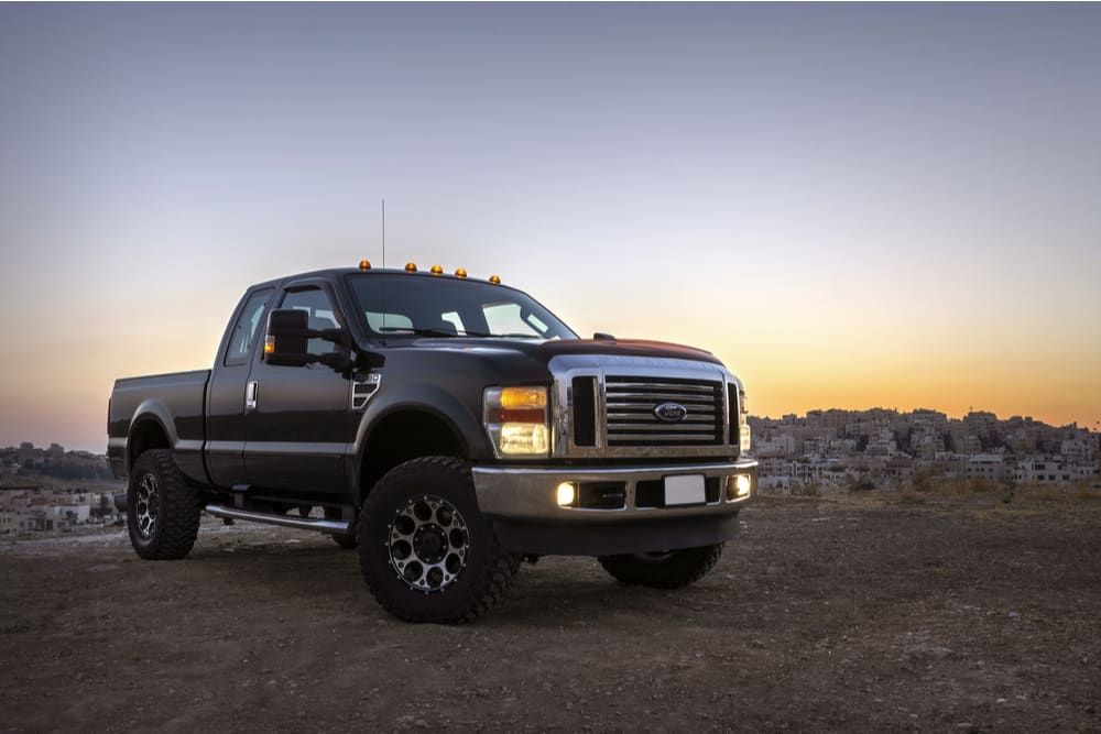 Sparks in Ford trucks may cause fire