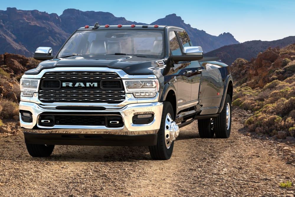 Chrysler: Leaking Transmission Fluid Poses Fire Risk in Recalled RAM Trucks