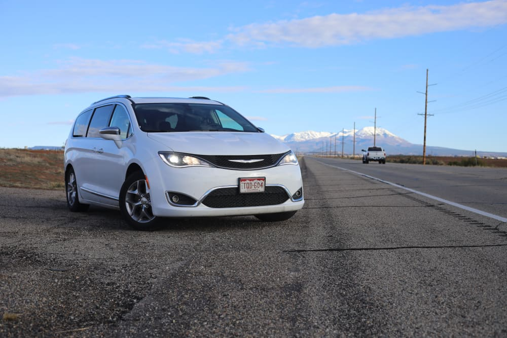 Chrysler Pacifica May Have Rearview Image Issues