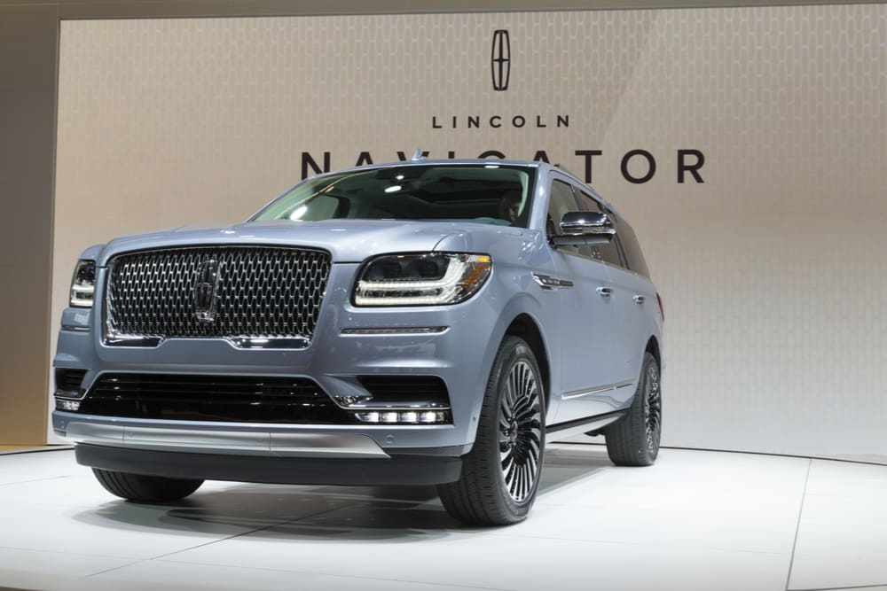 Ford recalls some Expedition and Lincoln Navigator SUVs